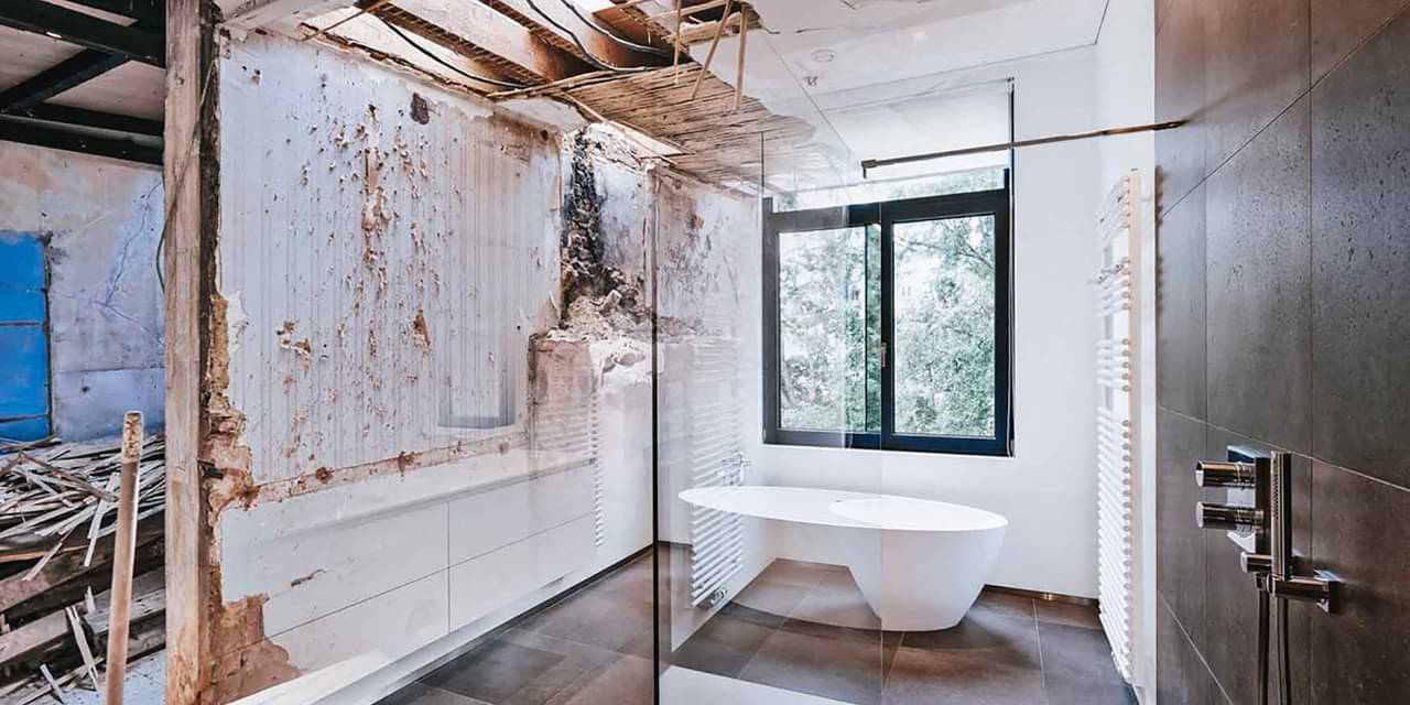 tips on managing a bathroom renovation